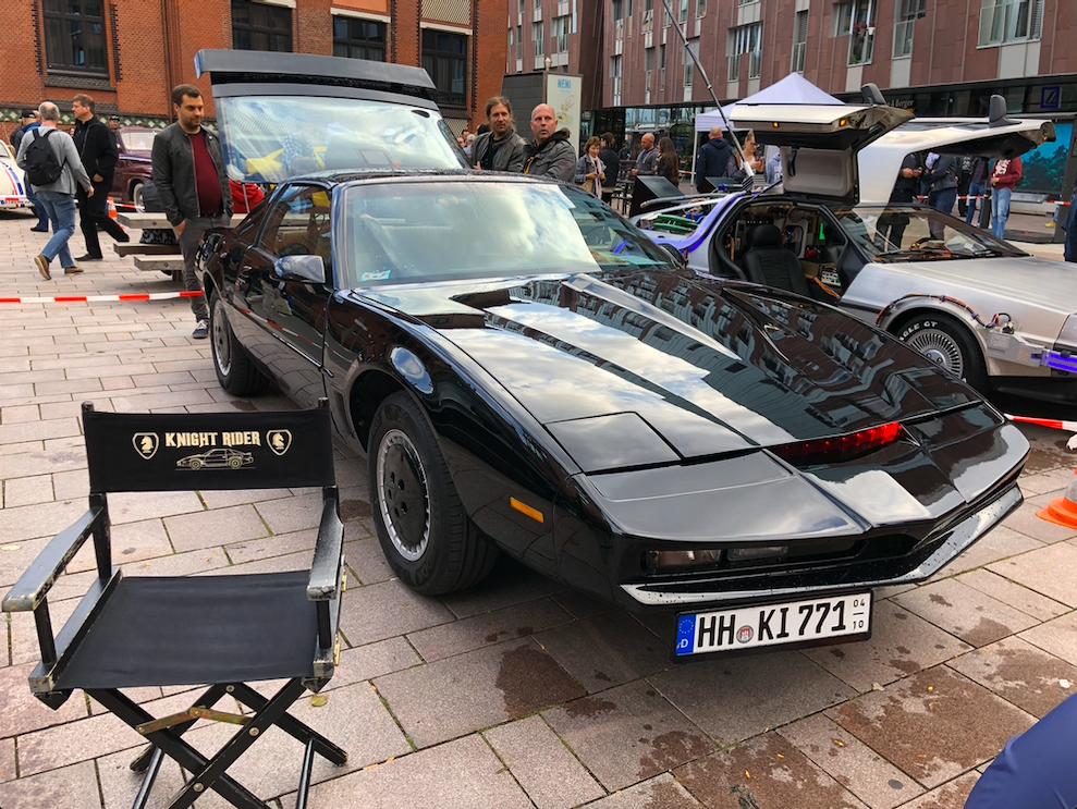 Delorean und Co.: Das Filmauto Treffen 2021 fährt auf.