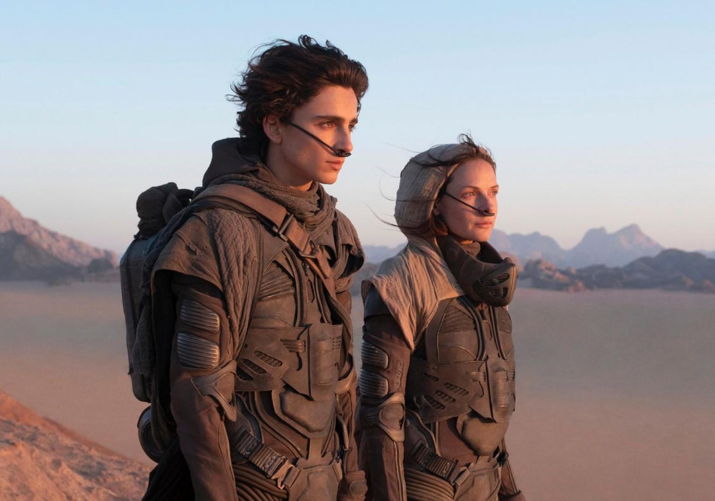 """Erster! Das Studio-Kino zeigt """"Dune"""" noch vor der offiziellen Premiere."""