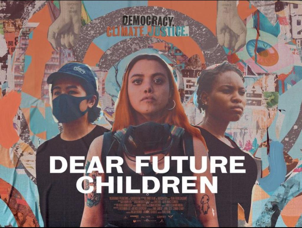 """Rebellinnen für die Zukunft: Zur Klimawoche startet """"Dear Future Children"""" im Abaton."""