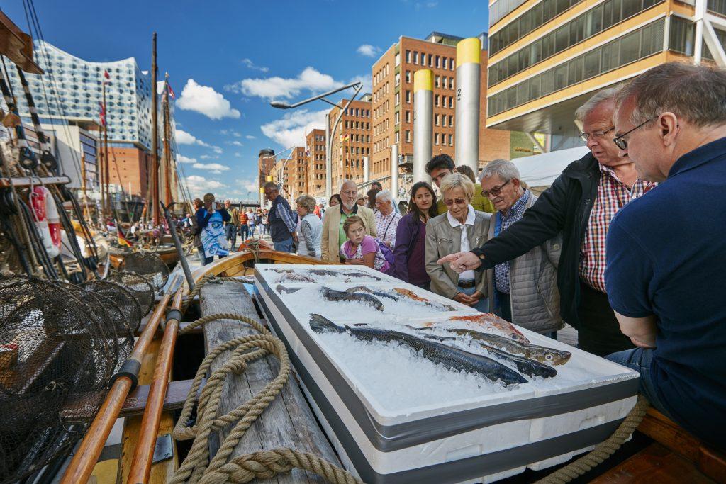 Seebären & Landratten aufgepasst: Das Elbfest Hamburg wartet auf deinen Besuch.