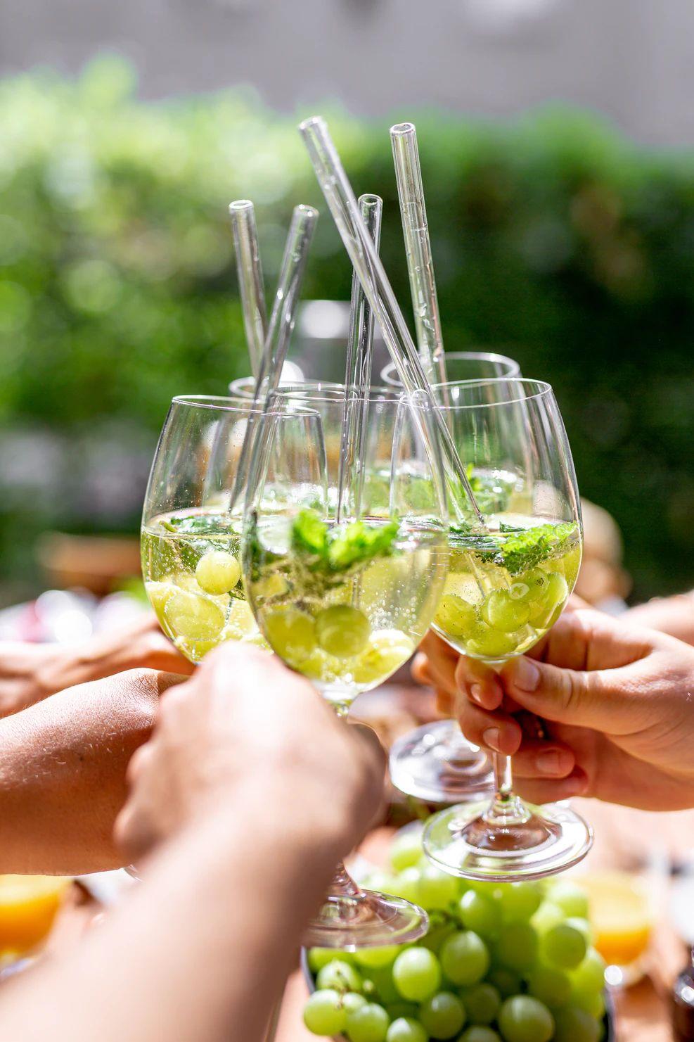 Genieße eine gemütliche Atmosphäre beim Weinfest im Sierichs.