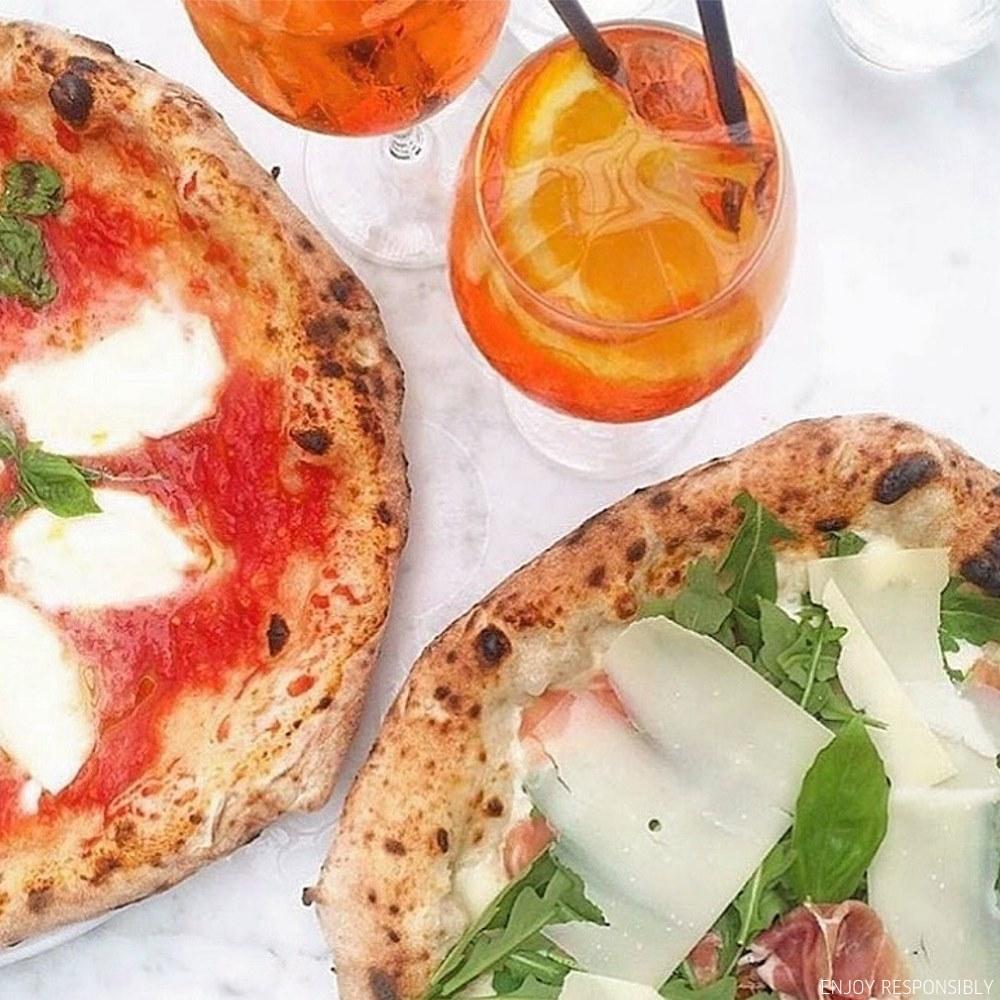 Pizza-Lovers aufgepasst: Die True Italian Pizza Week geht an den Start.
