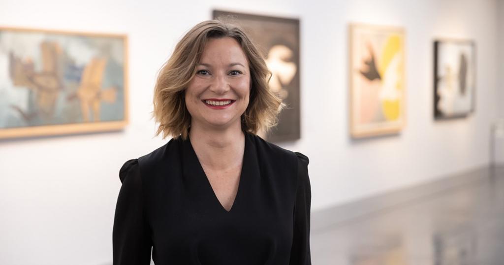 Kathrin Baumstark zeigt dir ihre Sicht aufs Bucerius Kunst Forum.