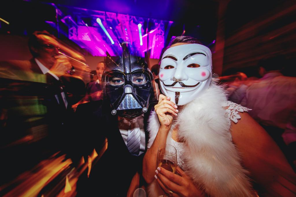 Die Nacht wirst du lange nicht vergessen: Obsession Club im Edelfettwerk.