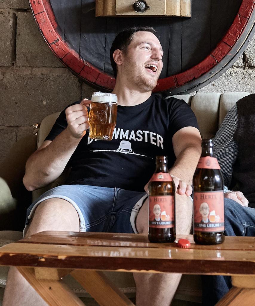 """Bei """"Meet the Expert"""" im Braustättchen am Fischmarkt erfährst du viel über Bier."""